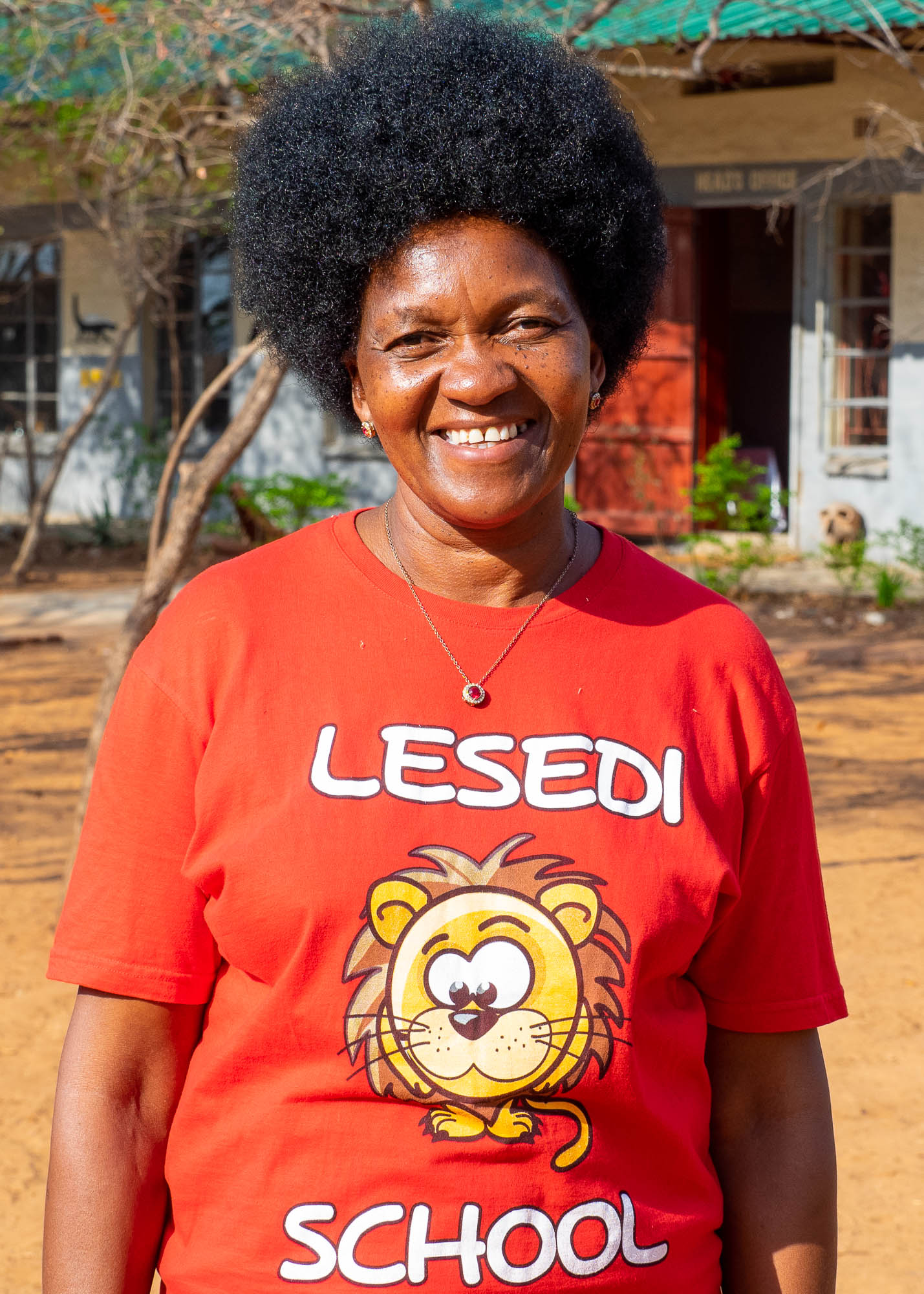 Mrs Aidlien Mutori - Headteacher