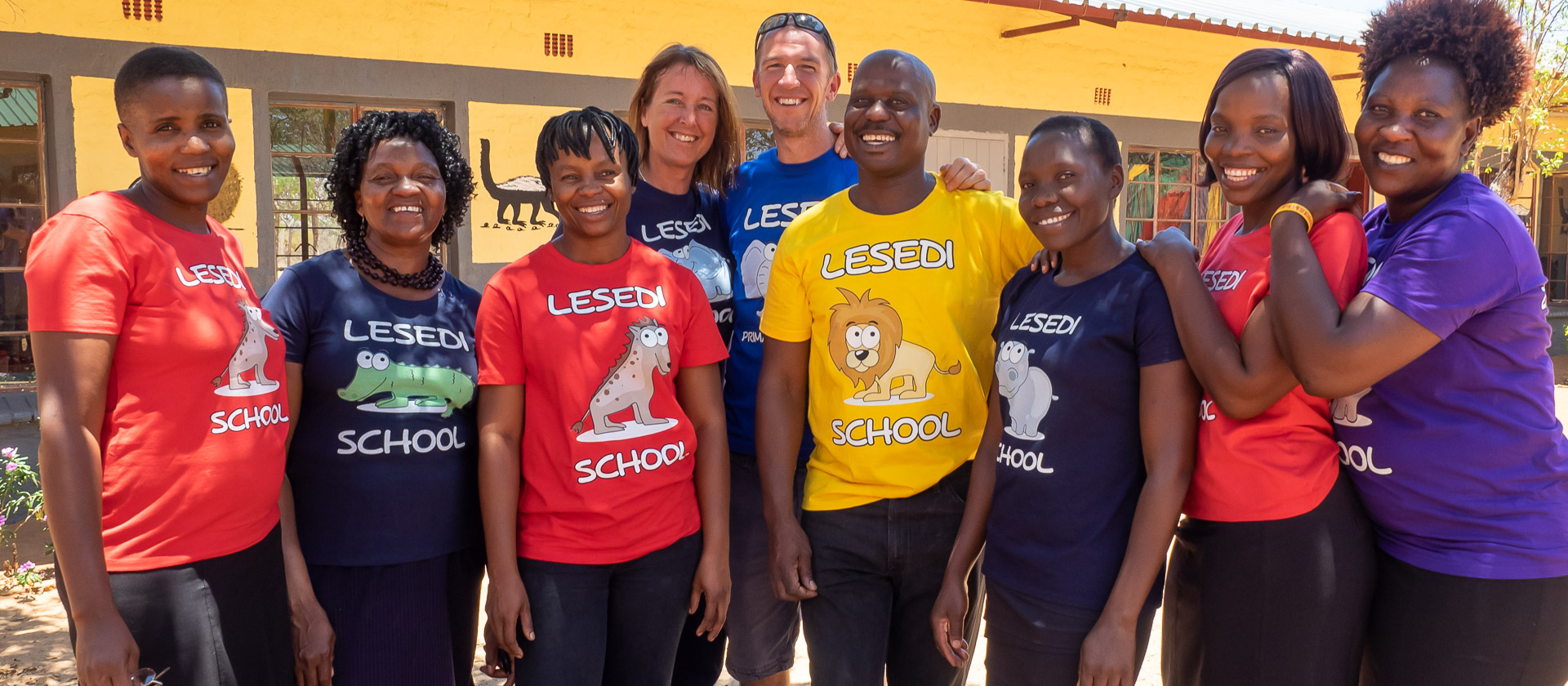 Lesedi School and Clinic