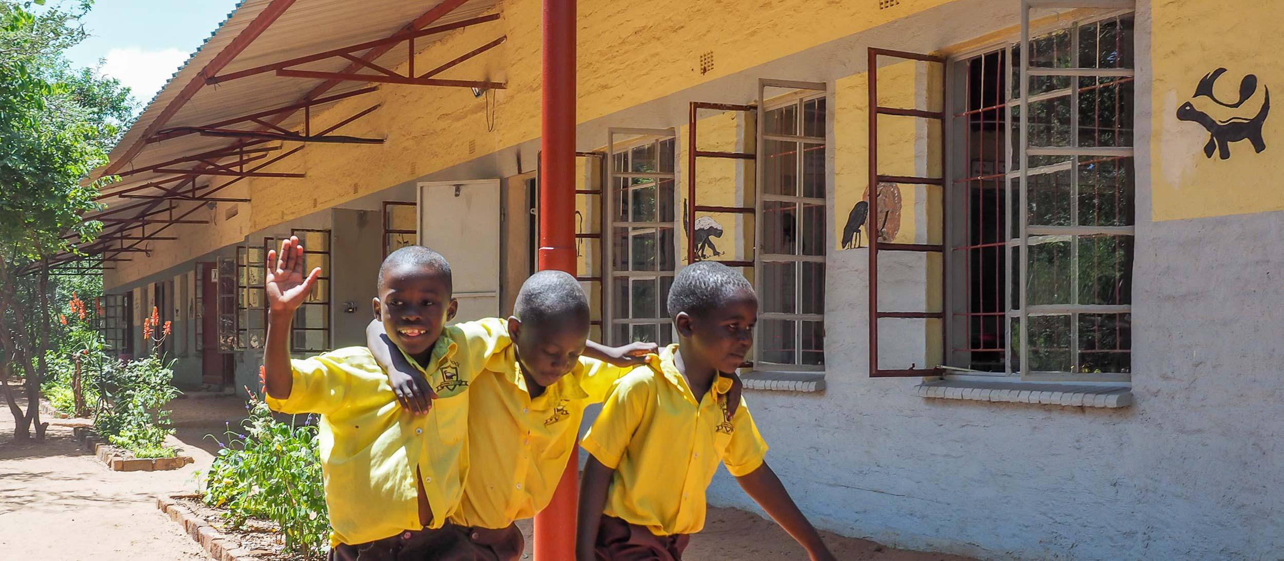 Lesedi School and Clinic